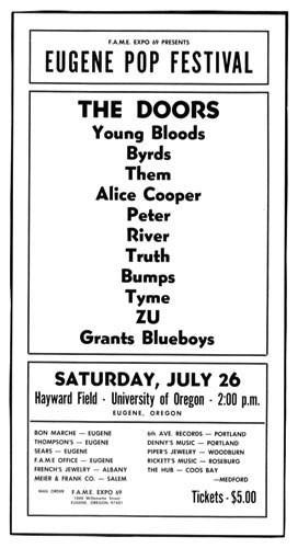 Eugene Pop Festival 1969