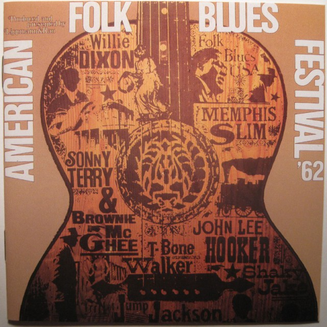 American Folk Blues Festival 1962