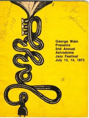 Astrodome Jazz Festival 1973