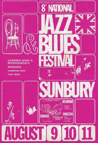National Jazz & Blues Festival 1968