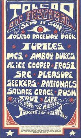 Toledo Pop Festival 1969
