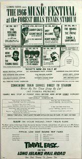 Forest Hills Music Festival 1966