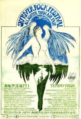 Sky River Rock Festival 1969