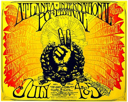 Atlanta International Pop Festival 1969