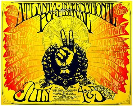 Atlanta International Pop Festival 1969