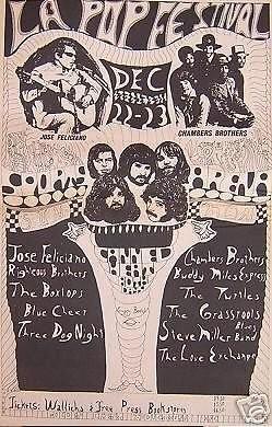 Los Angeles Pop Festival 1968