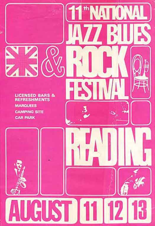 National Jazz, Blues & Rock Festival 1972