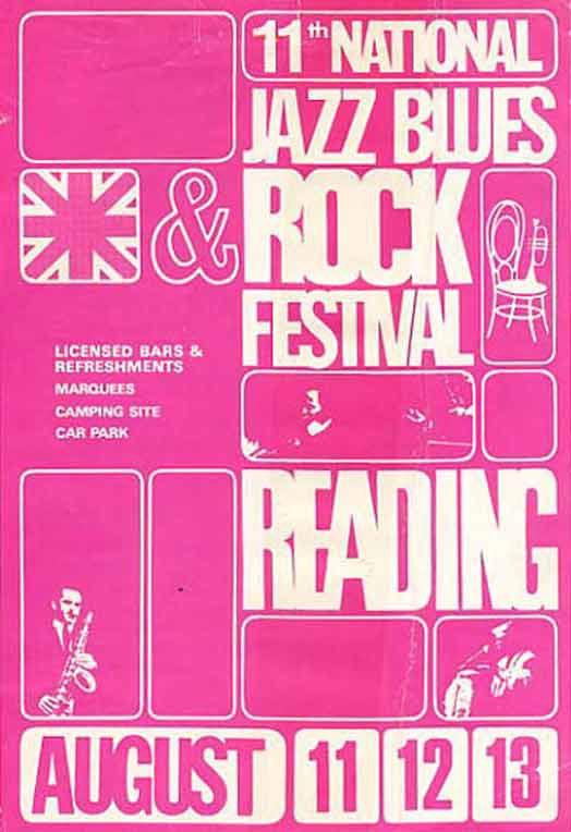 National Jazz, Blues & Rock Festival 1972