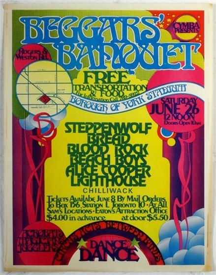 Beggars' Banquet Festival 1971