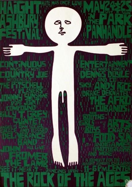 Haight Ashbury Festival 1969