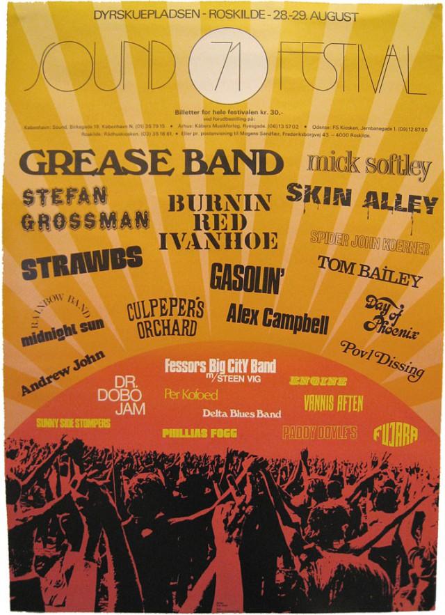 Sound Festival 1971