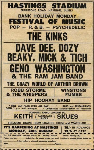 Festival of Music 1967