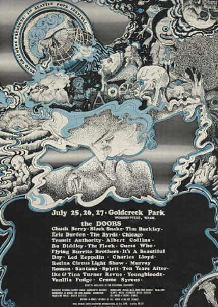 Seattle Pop Festival 1969