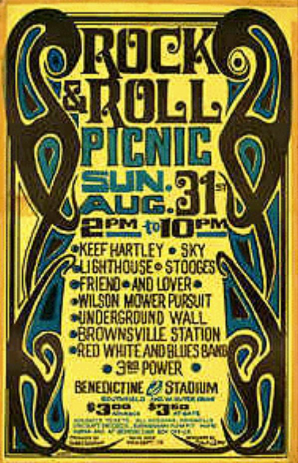 Rock & Roll Picnic 1969