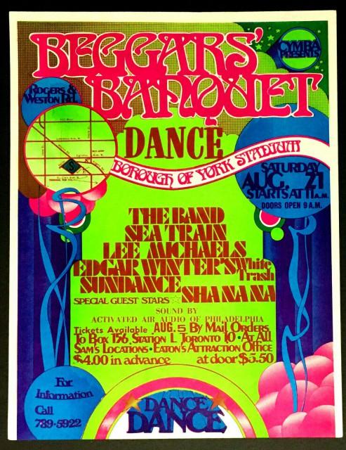 2nd Beggars' Banquet Festival 1971