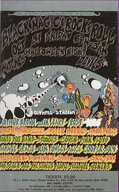 Black Magic & Rock 'n' Roll 1969