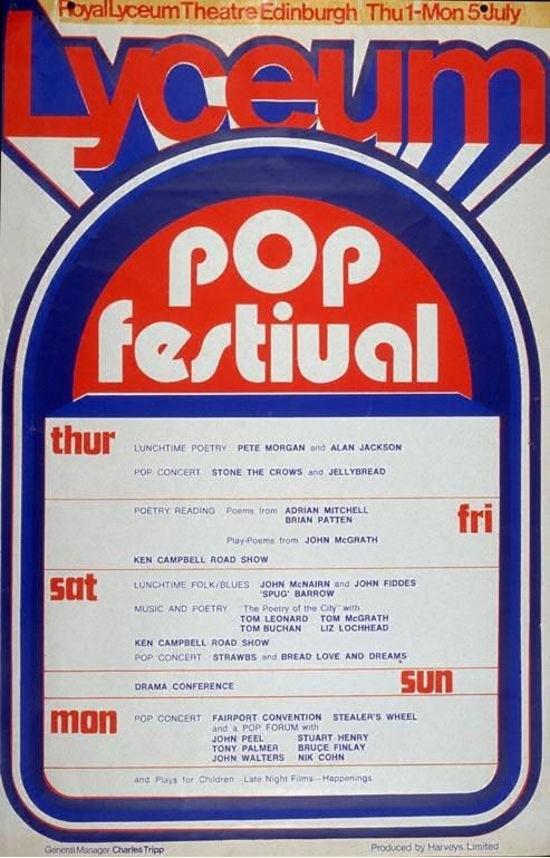 Lyceum Pop Festival 1971