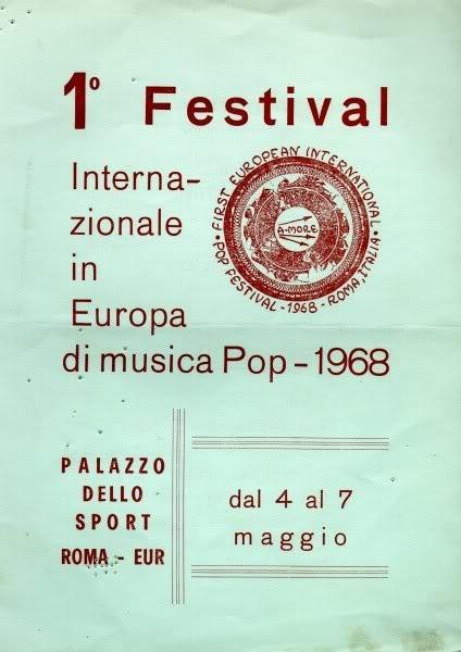 Rome Pop Festival 1968
