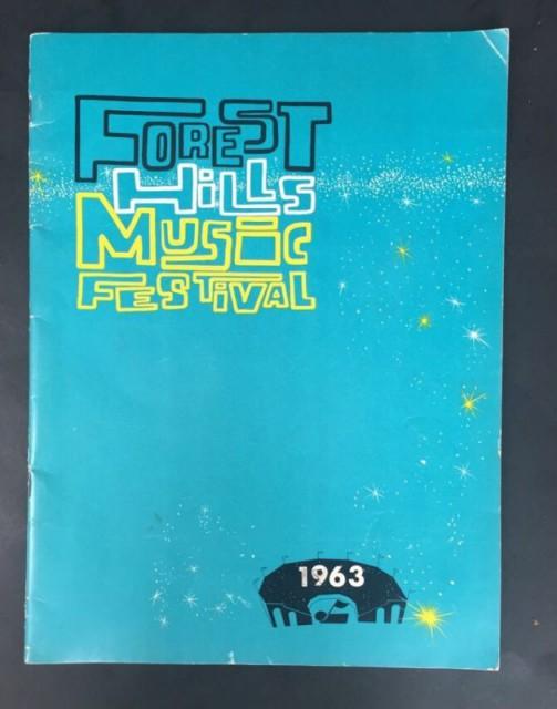 Forest Hills Music Festival 1963
