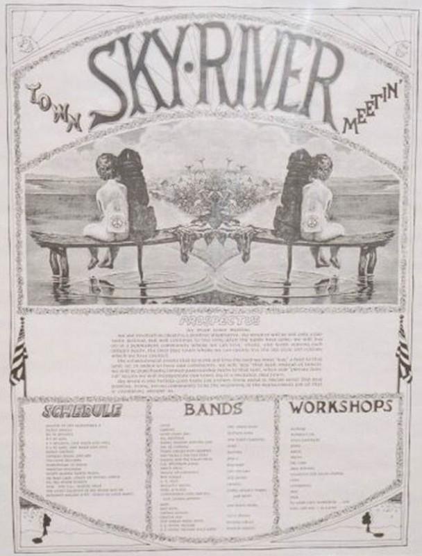 Sky River Rock Festival 1970