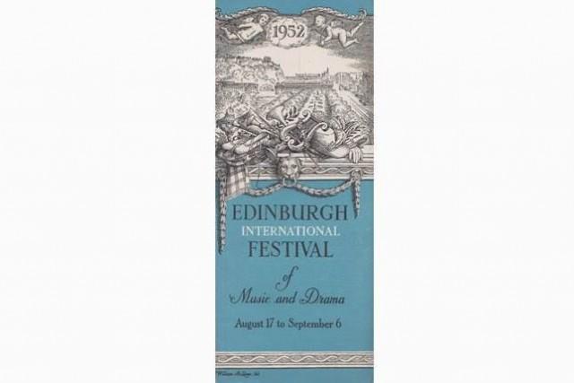 Edinburgh International 1952