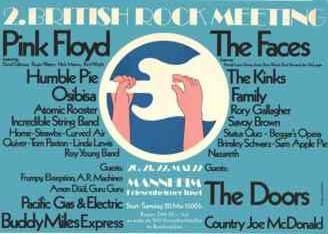 2. British Rock Meeting 1972