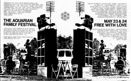 Aquarian Family Festival 1969