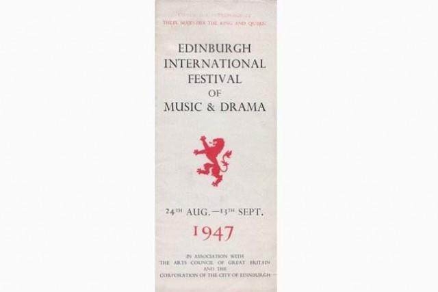 Edinburgh International 1947