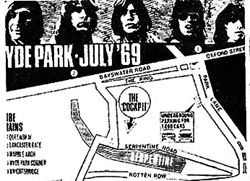 The Stones in the Park 1969