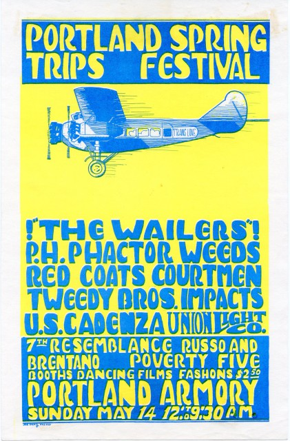 Portland Spring Trips Festival 1967