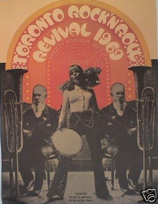Toronto Rock & Roll Revival 1969