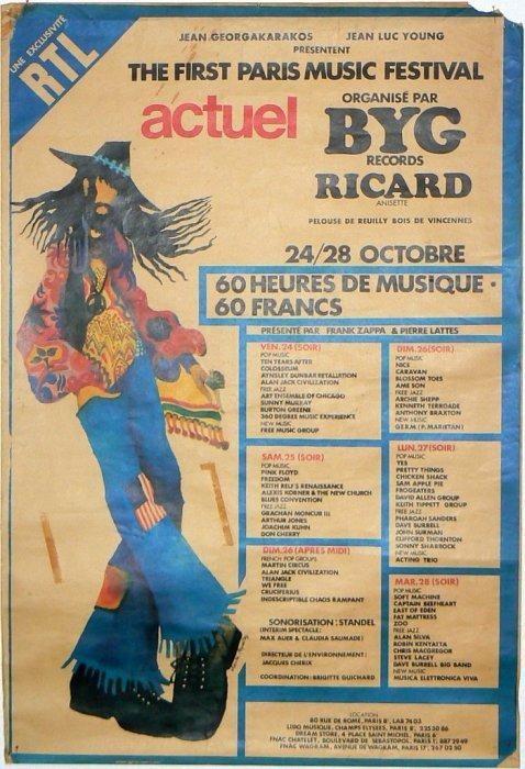 Festival Actuel 1969