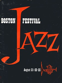 Boston Jazz Festival 1959