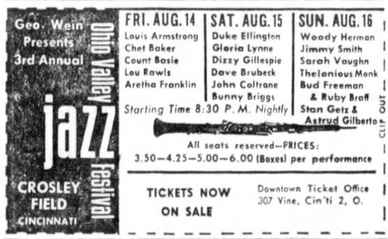 Ohio Valley Jazz Festival 1964
