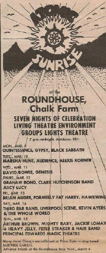 Atomic Sunrise Festival 1970