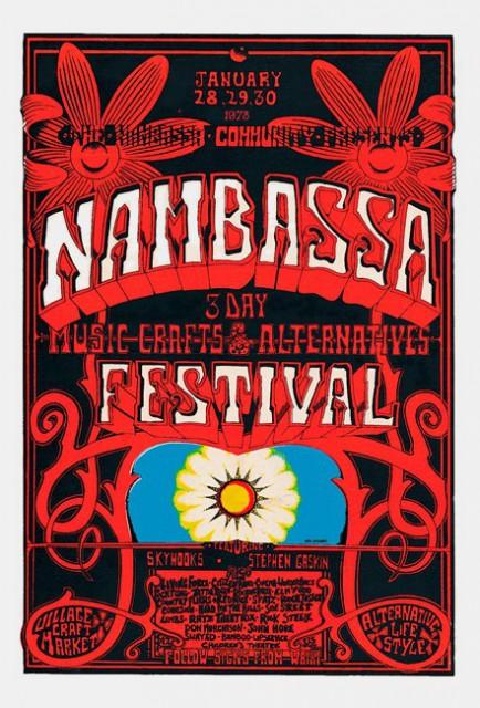 Nambassa 1978