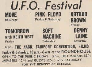 UFO Festival 1967