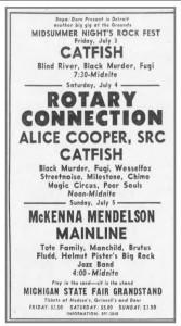 Midsummer Night's Rock Fest 1970
