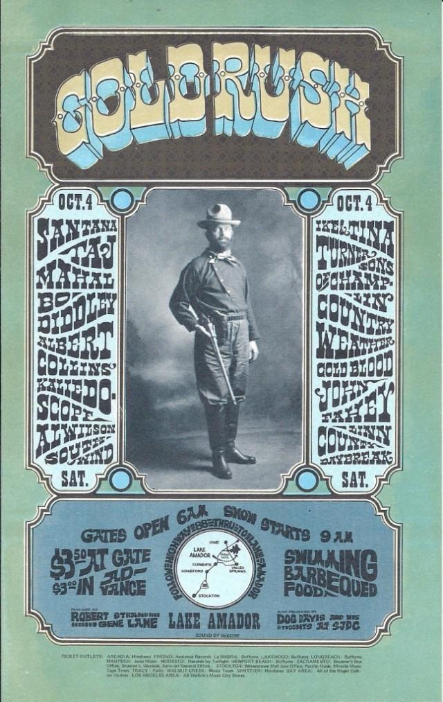 Gold Rush Festival 1969