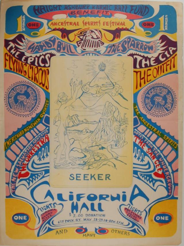 Ancestral Spirits Festival 1967