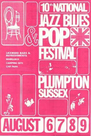 National Jazz, Blues & Pop Festival 1970