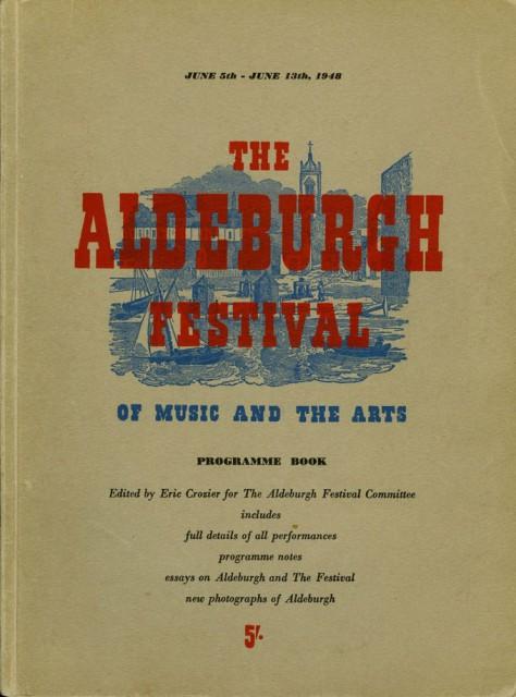 Aldeburgh Festival 1948