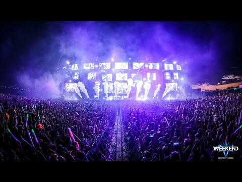 Weekend Festival 2015 - (Official Aftermovie) 4K
