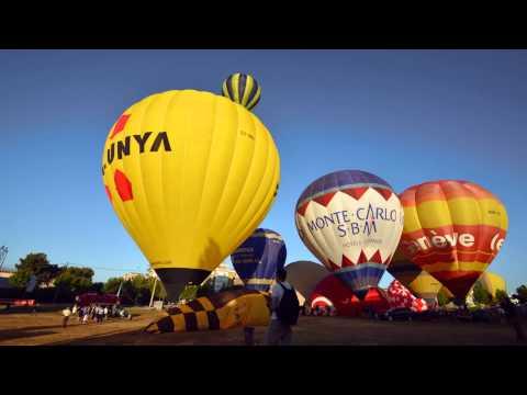 European Balloon Festival 2014