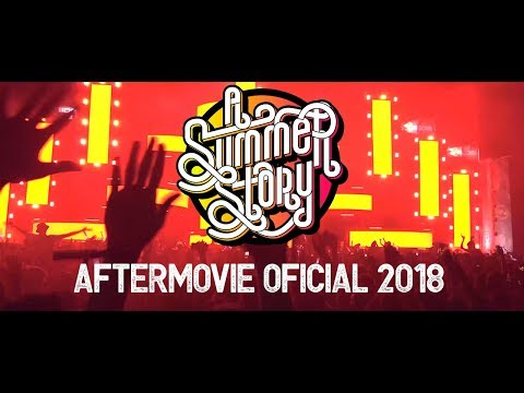 A Summer Story 2018 · Official Aftermovie