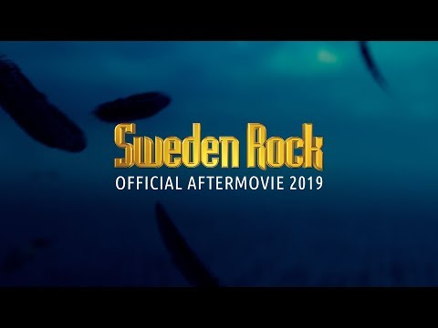 SWEDEN ROCK FESTIVAL - OFFICIAL AFTERMOVIE 2019