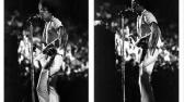 Jimi Hendrix 'New York Rock Festival', Singer Bowl, Flushing Meadow Park, NY 8 23 68 4