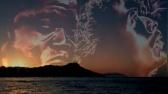 Rare 1971 & 1972 Sunshine Crater Festival - Diamond Head