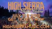 High Sierra Music Festival - 2018 Preview