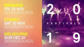 Festival X Launch Video 2019 www.festivalx.com.au